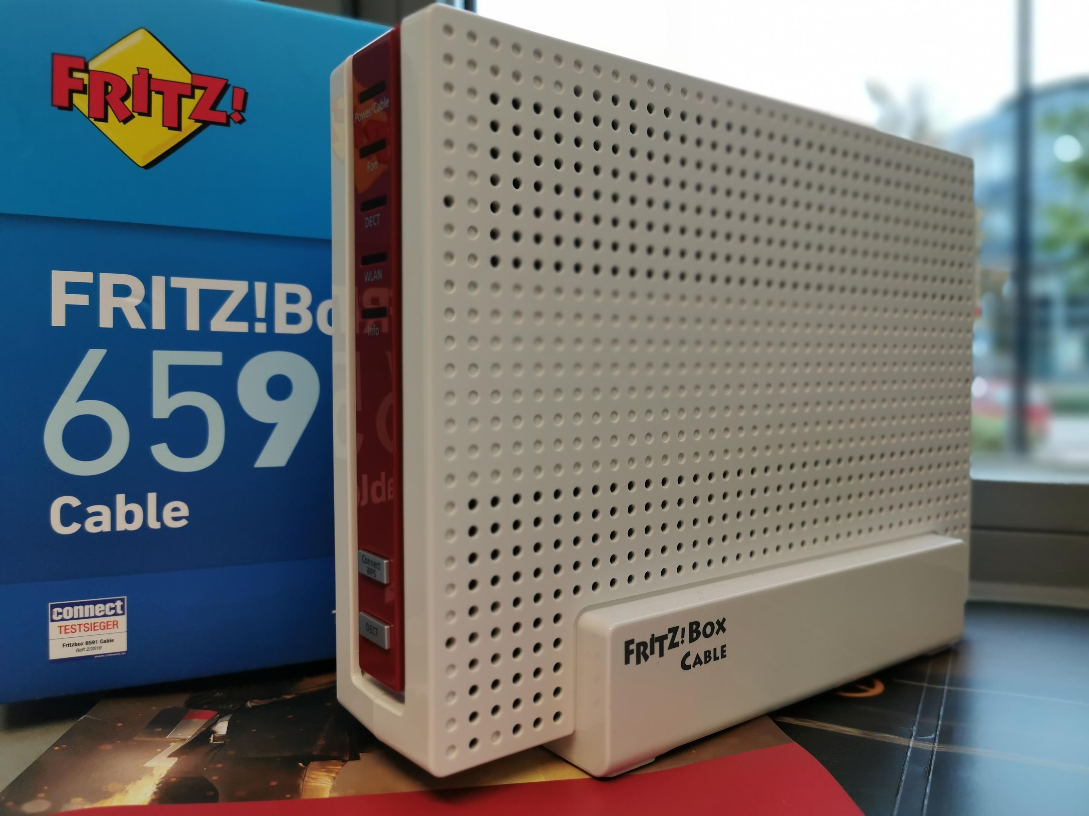 Endgeräte Router wittenberg net   wittenberg net GmbH
